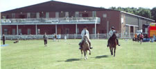 Equus Equestrian Centre, Epsom.  Features a very large indoor riding arena.